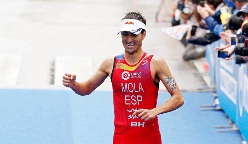 """Mario Mola: """"Quiero el cuarto título mundial"""""""