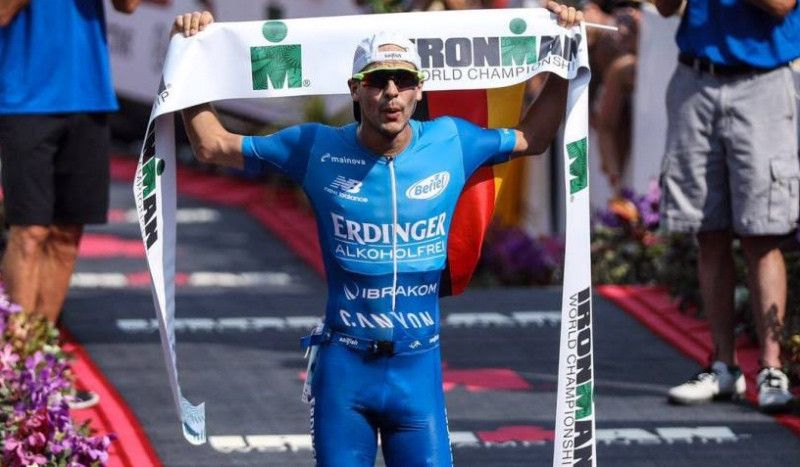 Los secretos de Lange: el 'fisio' que fue campeón del mundo con sólo 4 Ironman disputados