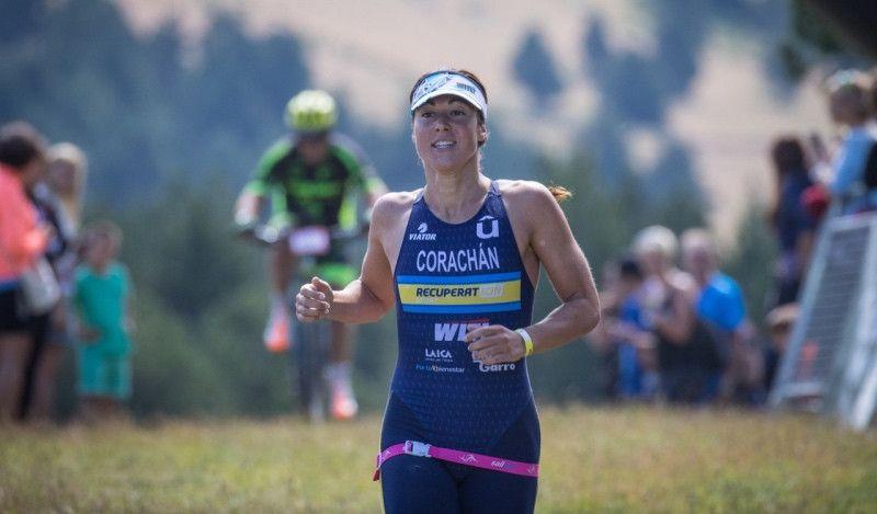 Judith Corachán compite en el Ironman de Taiwán pensando en Kona 2019