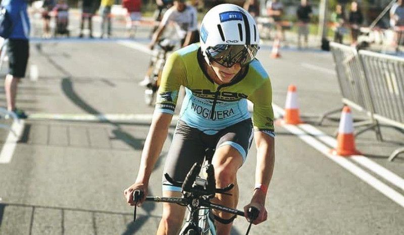 Anna Noguera se sube al podio en el Ironman 70.3 de Lanzarote
