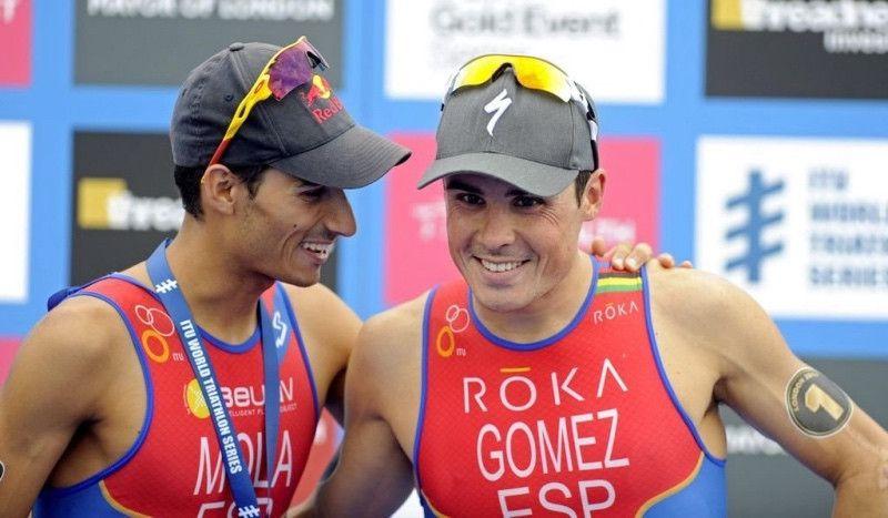 """Mola: """"Si alguien puede ganar el Ironman de Hawaii a la primera, ése es Javi"""""""