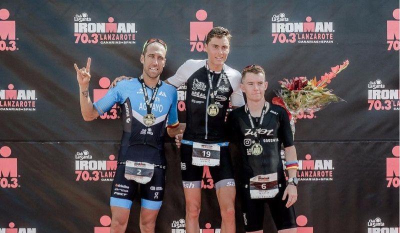 VÍDEO-resumen del Ironman 70.3 de Lanzarote