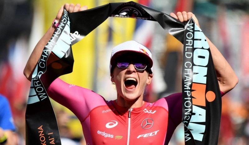 Daniela Ryf conquista su cuarto Mundial Ironman consecutivo en Kona
