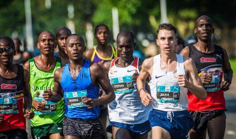El suizo Wanders bate el récord de Europa de 10 km con 27:32
