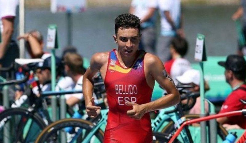 Igor Bellido, bronce en el relevo mixto de los Juegos de la Juventud de Buenos Aires