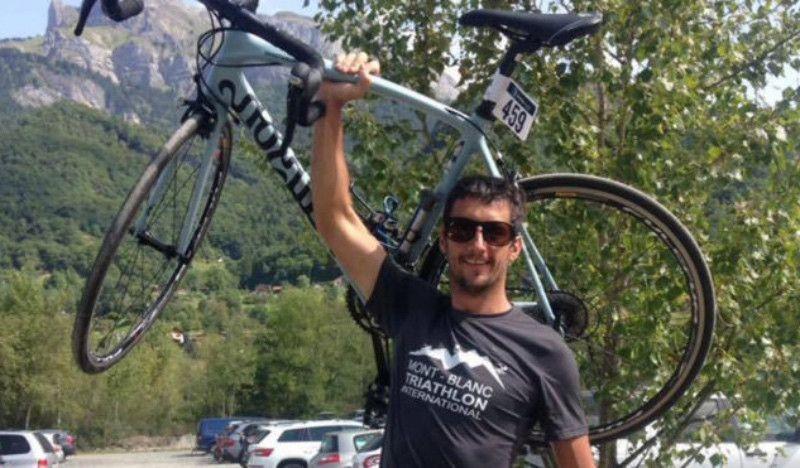 Un ciclista muere tiroteado por un cazador y la familia del fallecido lo celebra