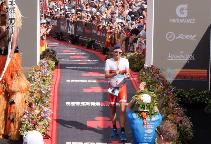 Ironman de Hawaii 2018