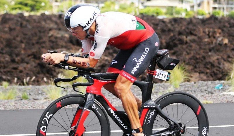 Cameron Wurf: 'recordman' de la bici de Kona... y de Ironman disputados
