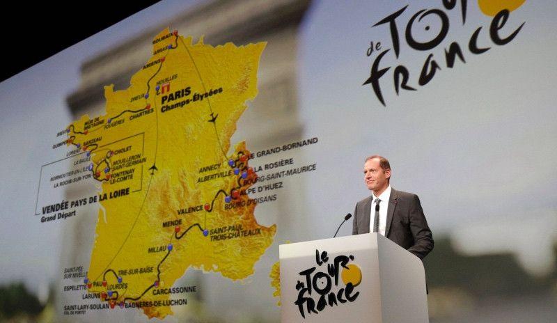 El Tour desvela el recorrido del año en el que festejará 100 años de amarillo