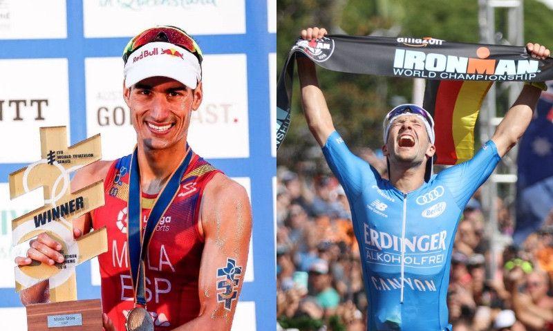 ¿A quién le salen mejor las cuentas: a Mario Mola o a Patrick Lange?
