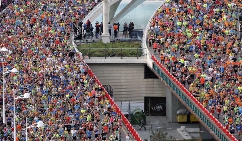 El Medio Maratón de Valencia cambia recorrido para ser aún más rápido