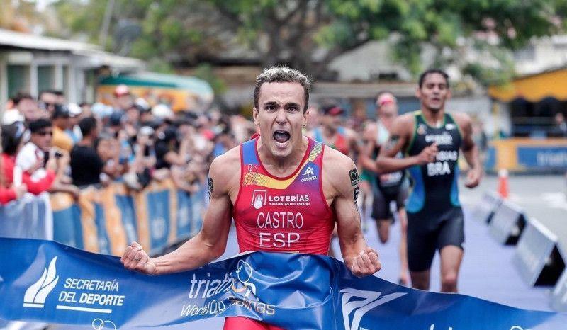 (VÍDEO) Así fue la victoria de David Castro en la Copa del Mundo de Salinas