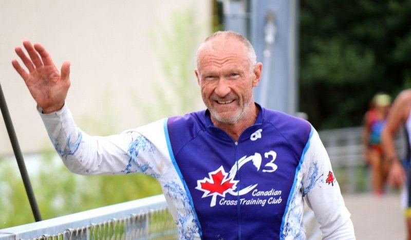 No hay quien pare a John Wragg: 248 triatlones de larga distancia en 30 años