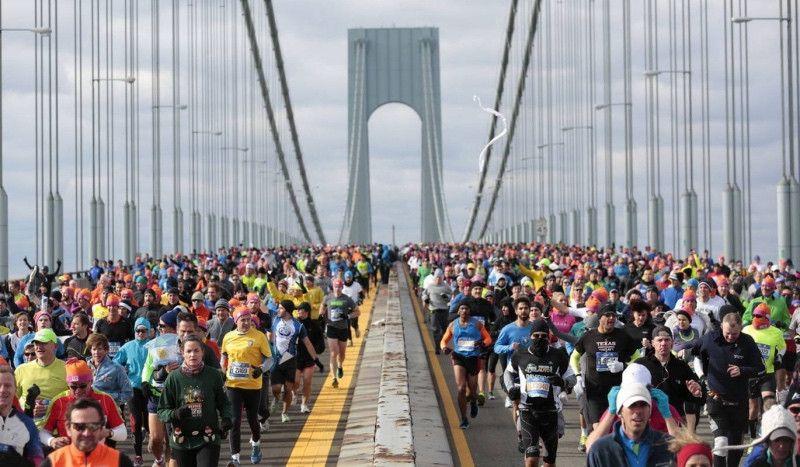 Más de 50.000 corredores se citan este domingo en el Maratón de Nueva York
