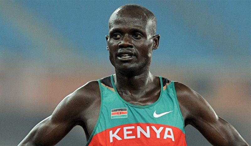 Kiptoo bate el récord del mundo de maratón master 40 en Frankfurt