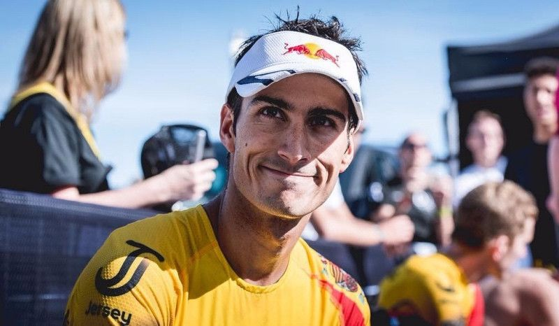 Mario Mola, baja de última hora para la Super League Triathlon de Mallorca