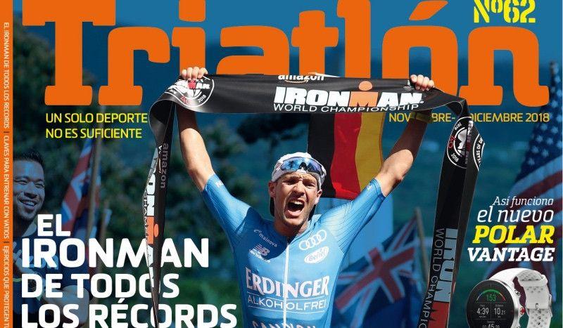 ¡Ya está a la venta el nuevo número de la Revista Triatlón!