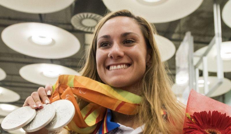 La nadadora paralímpica Sarai Gascón, despedida por pedir igualdad de derechos