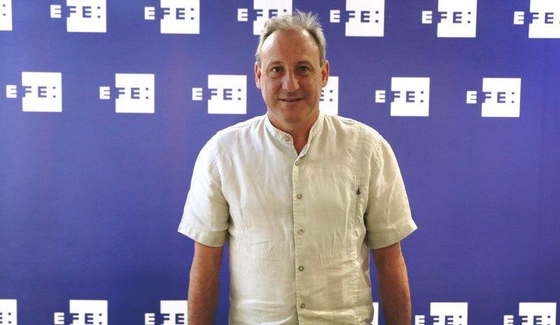 Fermín Cacho, dirigido por Abel Antón, comienza a preparar el maratón de Sevilla
