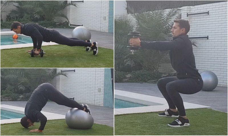 (VÍDEO) Rutina de fuerza para trabajar todo el cuerpo