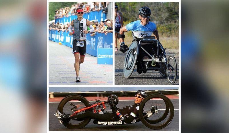 Glenn Hartrick hace historia en el Maratón de Nueva York