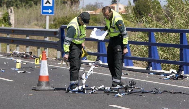 Tres años y medio de cárcel por matar a un ciclista y huir cuando conducía borracho