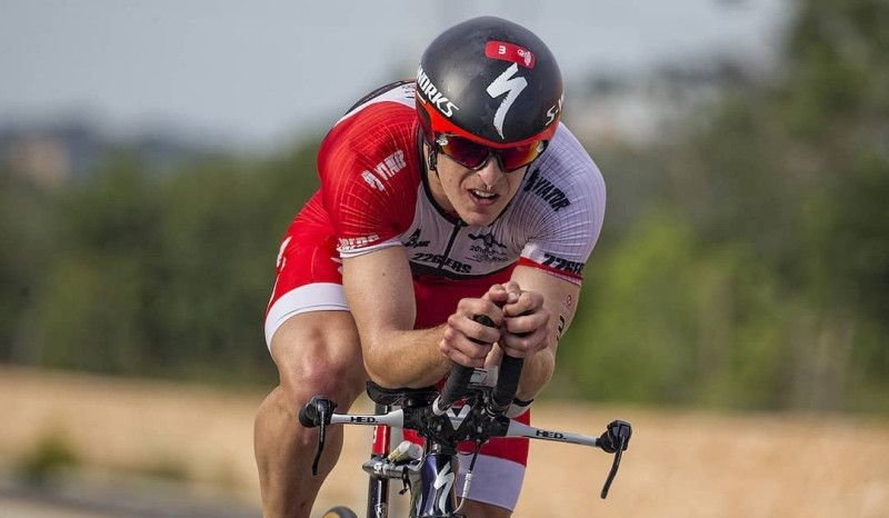 Pablo Dapena ficha por el BMC-Vifit Sport Pro Triathlon