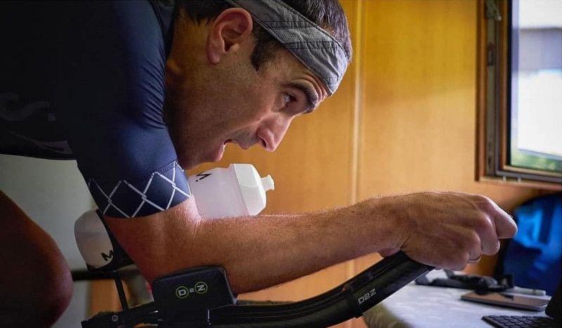 Así ha preparado Eneko Llanos el Ironman de Arizona de este domingo