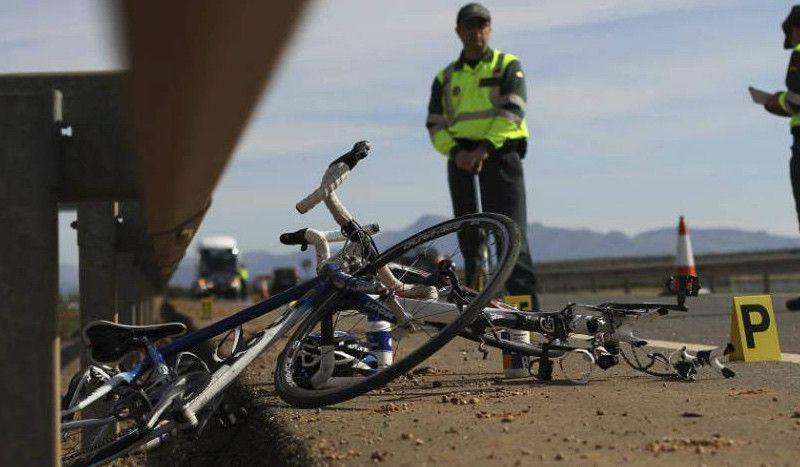 Muere un ciclista de 56 años tras ser atropellado en Lepe
