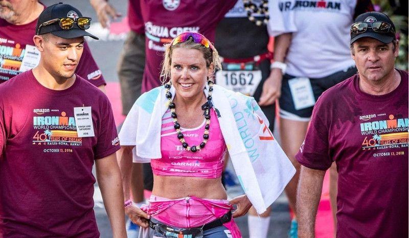 La danesa Vesterby quiere volver a ganar el IM Cozumel embarazada de 15 semanas