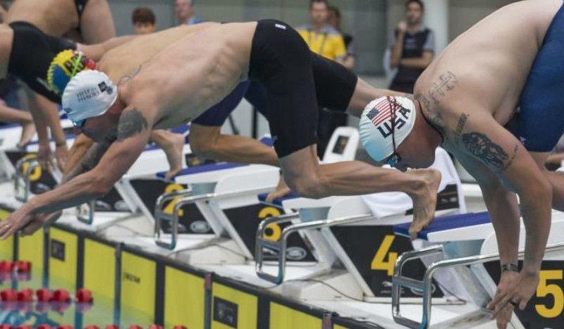 La FINA se impone en la primera 'batalla' con la Liga Internacional de Natación