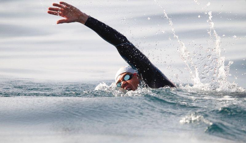 Más de 140 nadadores cruzaron el Estrecho de Gibraltar en 2018
