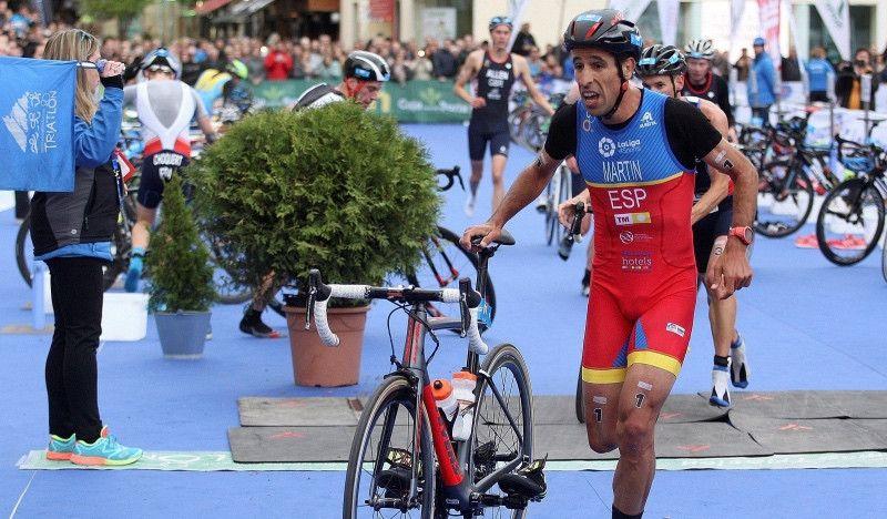 Emilio Martín debutará en el Maratón de Valencia con el objetivo de bajar de 2h20