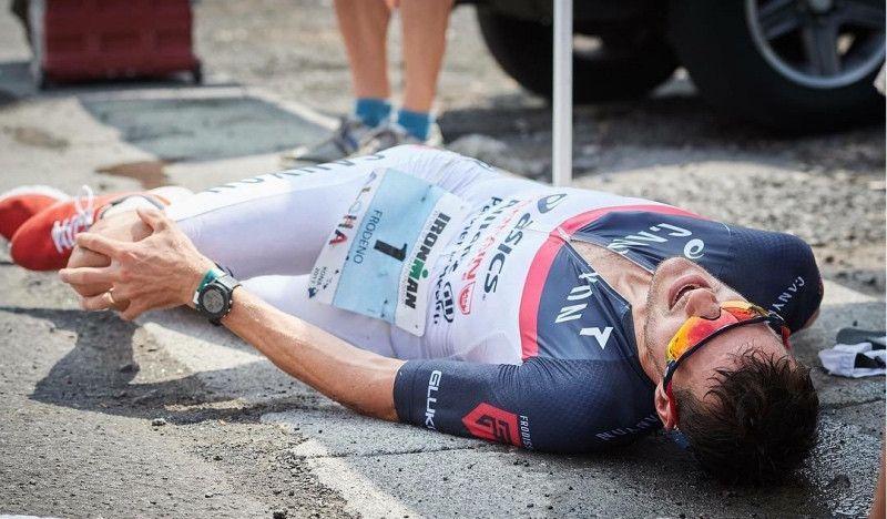 ¿Se puede seguir practicando triatlón con una hernia discal?
