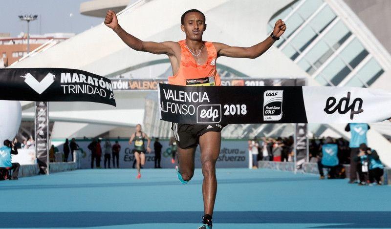 El maratón de Valencia batió sus récords y sueña con batir los del mundo