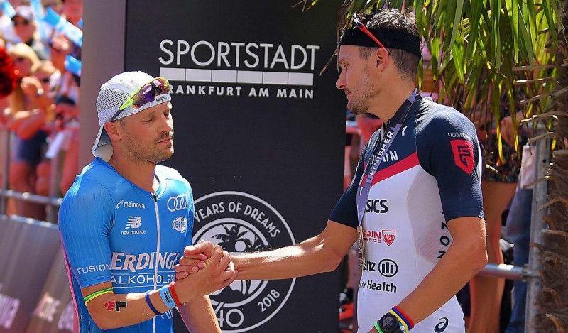 Frodeno y Lange se vuelven a retar en el Ironman de Frankfurt