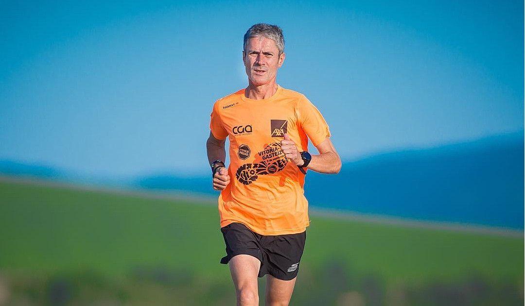 """Martín Fiz, 32:08 en los 10K de Valencia, a 6"""" del récord mundial de su grupo"""