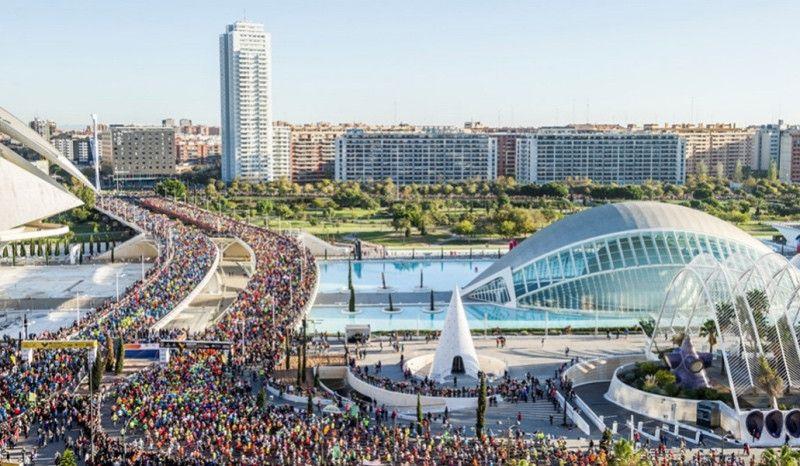 La maratón de Valencia contará con 200 élite y 22.000 inscritos