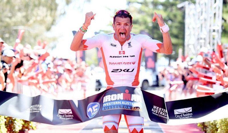 Bozzone gana el Ironman Western Australia y estará en Kona 2019