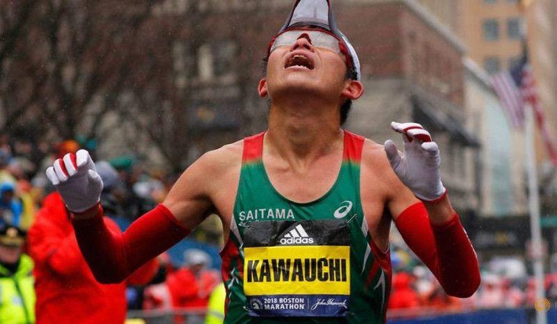 Kawauchi gana en Hofu el que era su 12º maratón de 2018