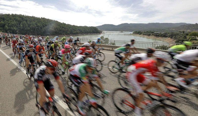 La Vuelta a España 2019 tendrá 'sterrato' en la etapa andorrana
