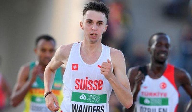 El suizo Wanders vuelve a batir el récord de Europa de 10K