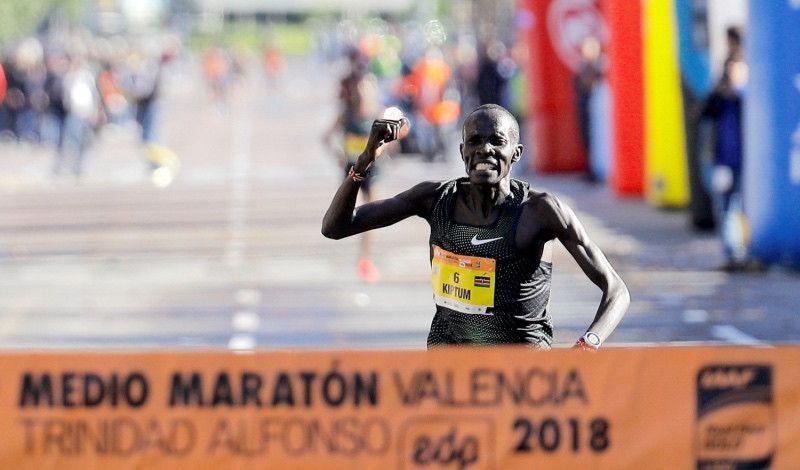 El Medio Maratón de Valencia, carrera cumbre de 2018 en España