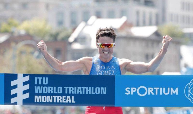 Javier Gómez Noya regresa a la distancia olímpica y luchará por el oro en Tokio 2020