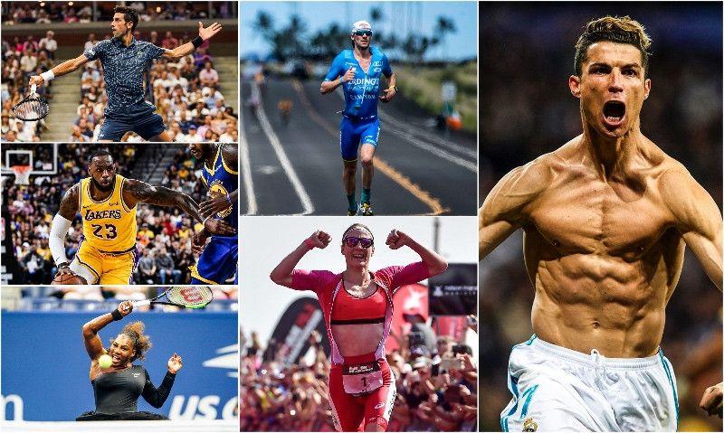 Patrick Lange y Daniela Ryf, entre los 50 mejores atletas del mundo