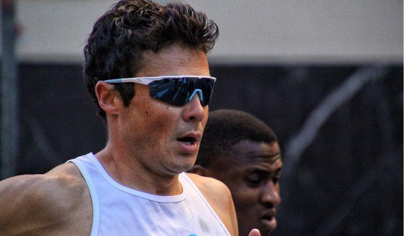 Javier Gómez Noya volverá a correr el medio maratón de Madrid