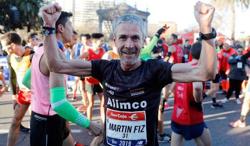 """""""Qué comí para lograr el récord del mundo de 10 kilómetros..."""""""