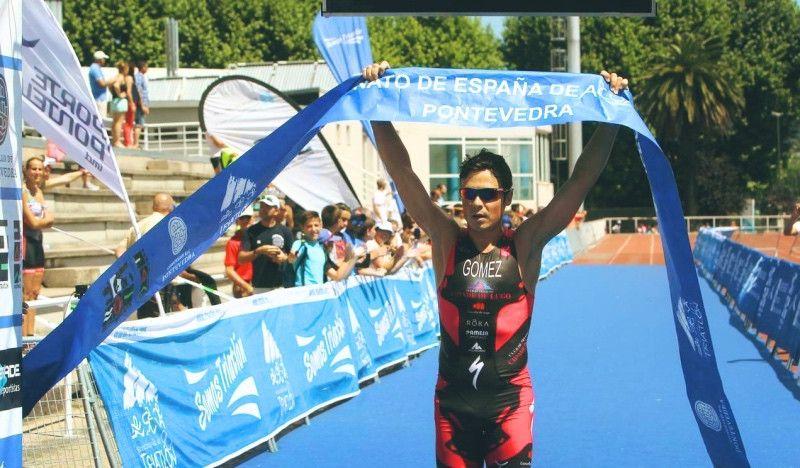 Triatlon larga distancia pontevedra