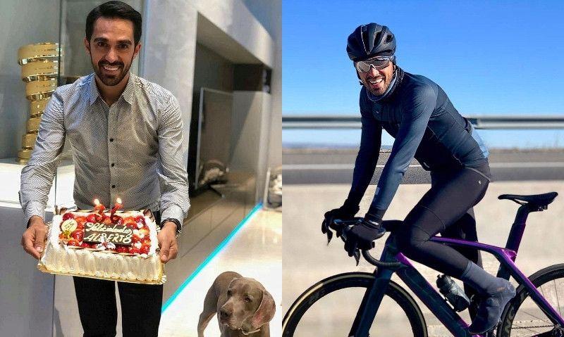 """Alberto Contador: """"Podría haber continuado durante dos o tres años"""""""