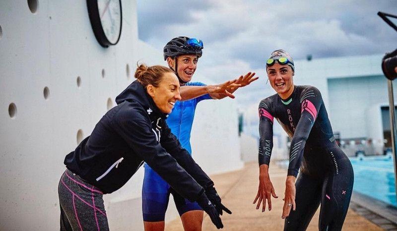 (VÍDEO) El 'dream team' femenino compite contra todos en Lanzarote